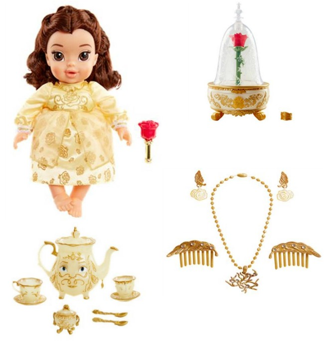 Disney's Beauty and the Beast Role Play toys At JAKKS Pacific