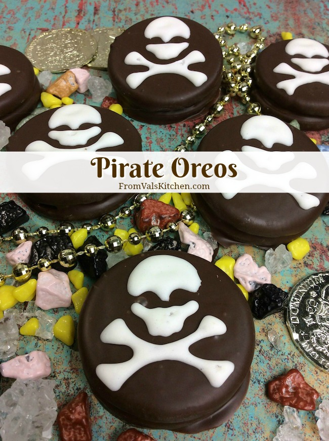 Pirate Oreos Recipe From Val's Kitchen