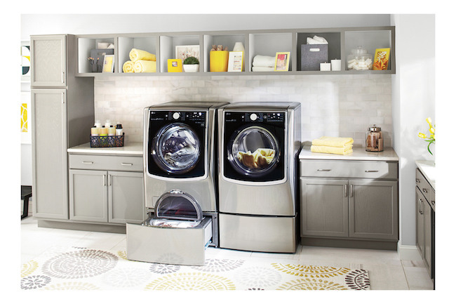 Save Time And Energy Doing Laundry With LG Front Load Machines At Best Buy