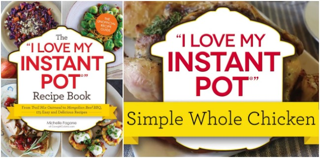 The I Love My Instant Pot Cookbook Review And Simple Whole Chicken Recipe