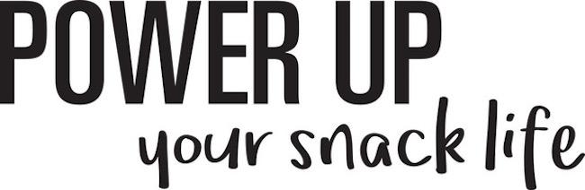 Power Up Snacks logo