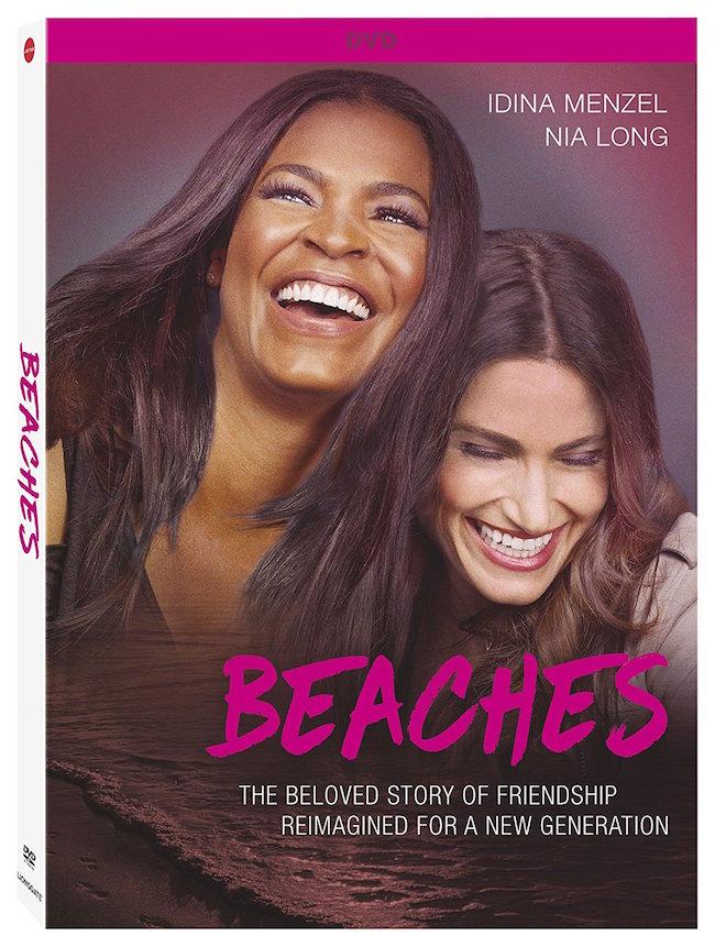 DVD REVIEW - Beaches