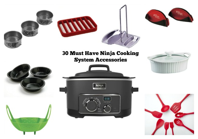 30 Must Have Ninja Cooking System Accessories