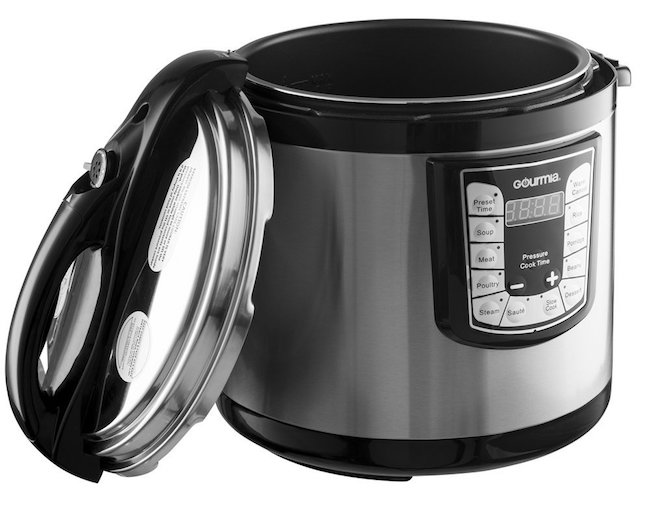 Mom Knows It All Gourmia GPC1200 Multi Function Pressure Cooker Review