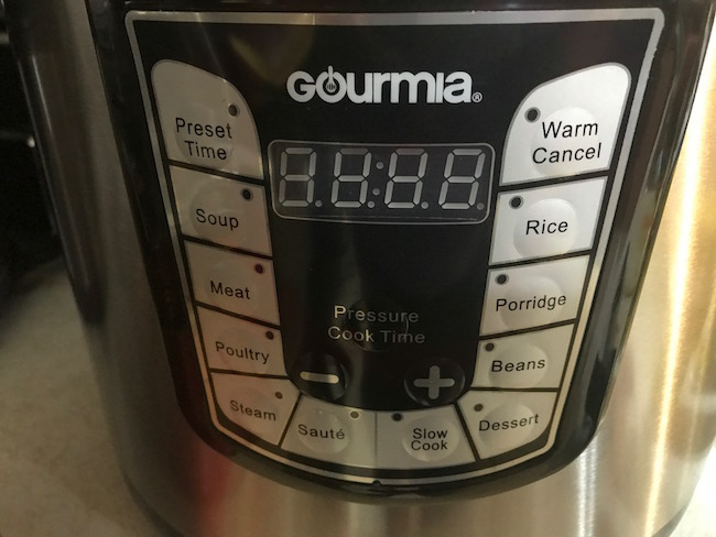 Gourmia GPC1200 Multi Function Pressure Cooker Review From Val's Kitchen