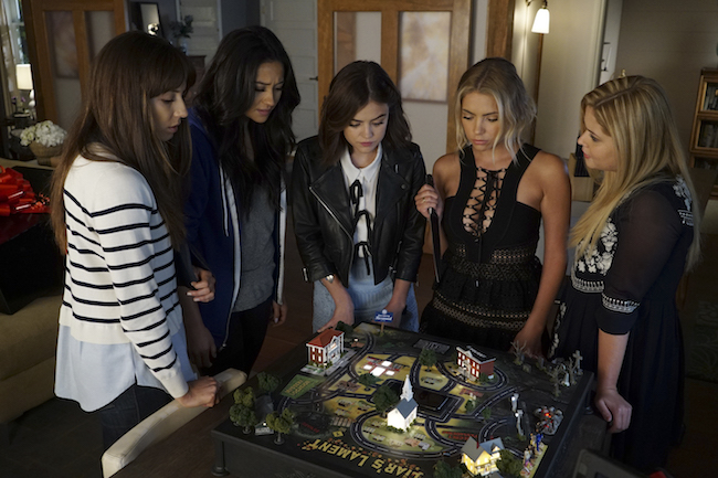 DVD REVIEW - Pretty Little Liars: The Complete Seventh and Final Season