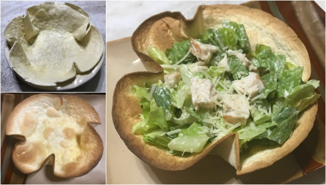 Homemade Tortilla Bowls - Tasty, Fun Meal For A Busy Day #ServeWithACoke #ShopRite #CollectiveBias