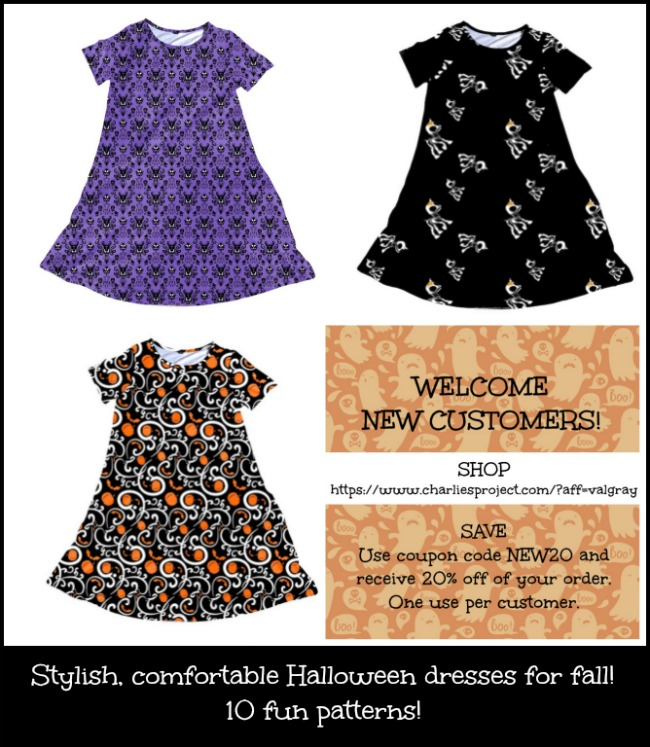 Charlie's Project Halloween Dresses - 20% coupon for new customers