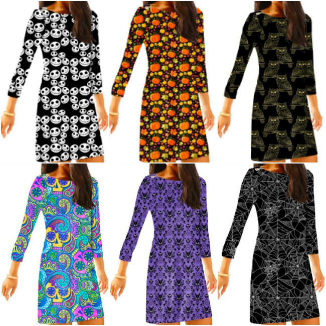 Colorful, Comfortable, Fun Charlie's Project Halloween Tunics On Sale Now - With 20% Off Coupon!