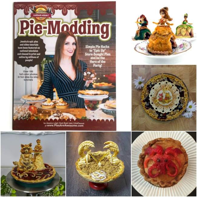 Pie-Modding Cookbook Review