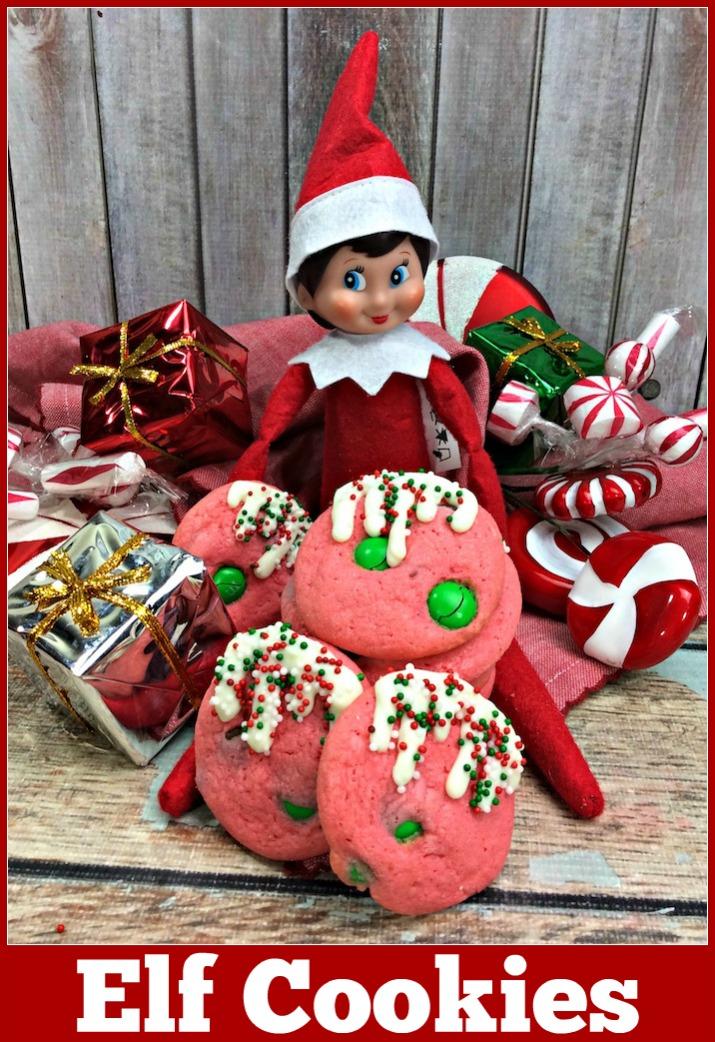 Elf Cookies Recipe