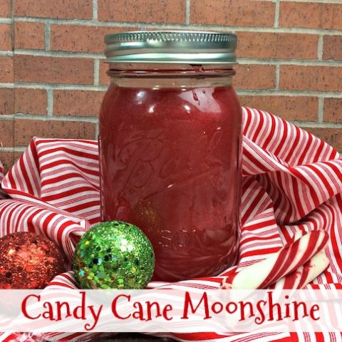 Candy Cane Moonshine Recipe