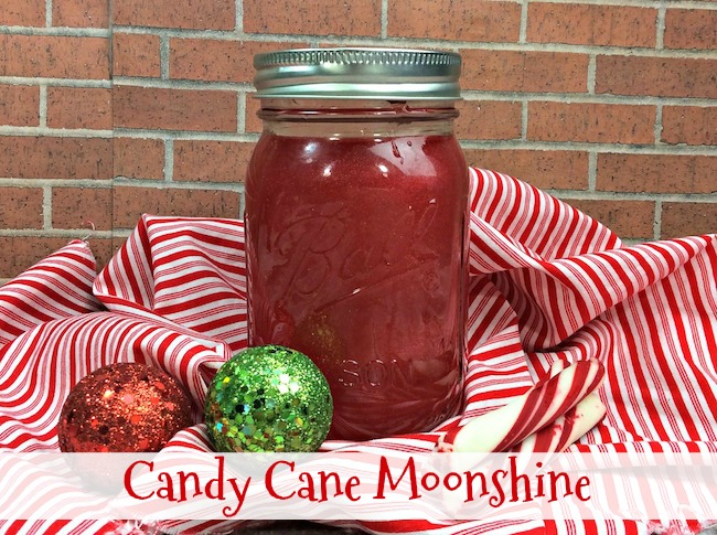 Candy Cane Moonshine Recipe From Vals Kitchen