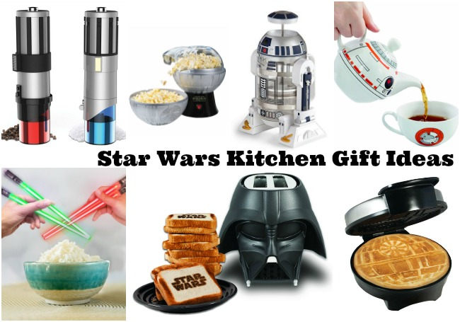 Star Wars Kitchen | 2017 Holiday Gift Guide 18 Star Wars Kitchen Gift Ideas From