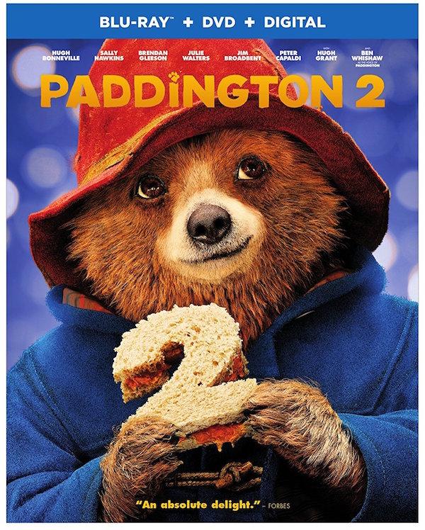Paddington 2 Blu-ray/DVD
