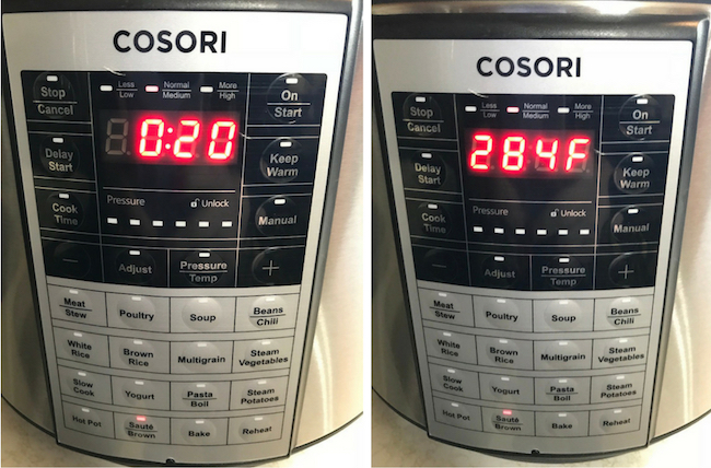 Cosori Premium 8-in-1 Pressure Cooker review