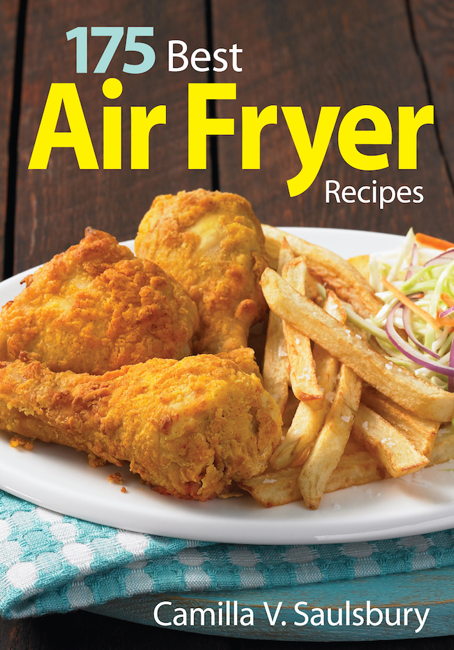 175 Best Air Fryer Recipes Cookbook