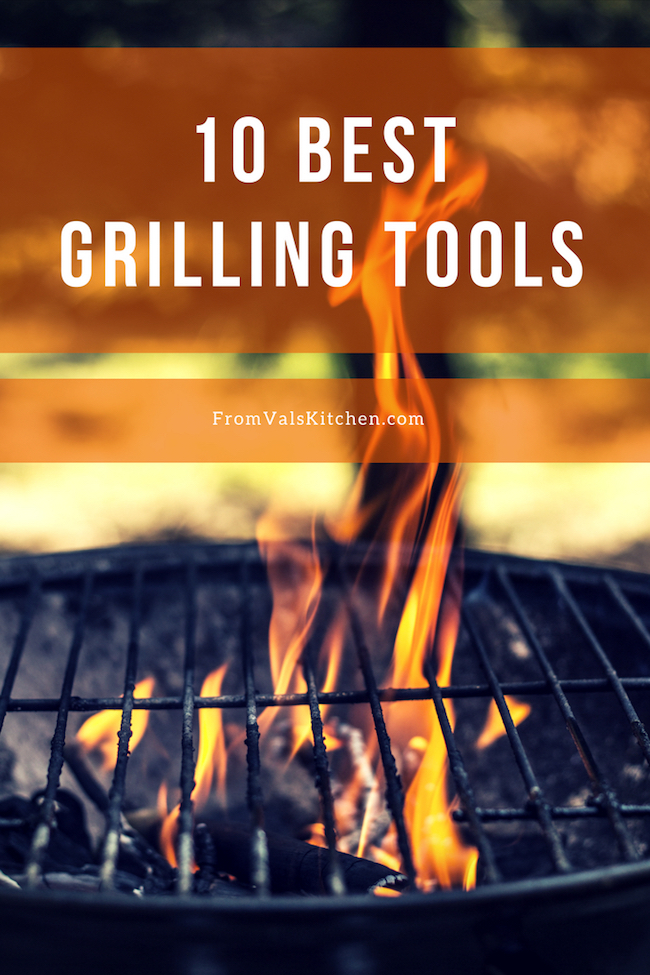 10 Best Grilling Tools