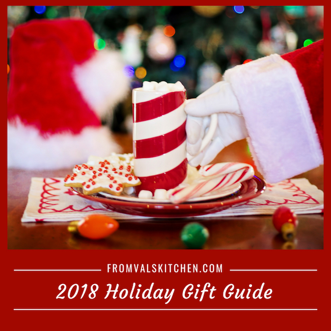 From Val's Kitchen 2018 Holiday Gift Guide