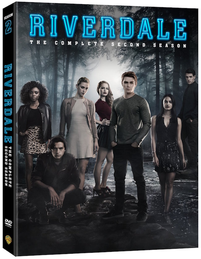 Riverdale: The Complete Second Season DVD