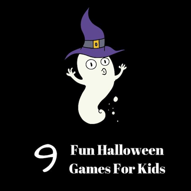 9 Fun Halloween Games For Kids