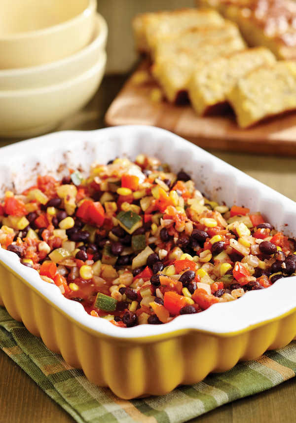 Vegetable Bean Chili Recipe From 150 Best Toaster Oven Recipes