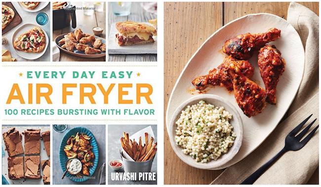 African Piri-Piri Chicken Drumsticks Recipe - Every Day Easy Air Fryer Cookbook