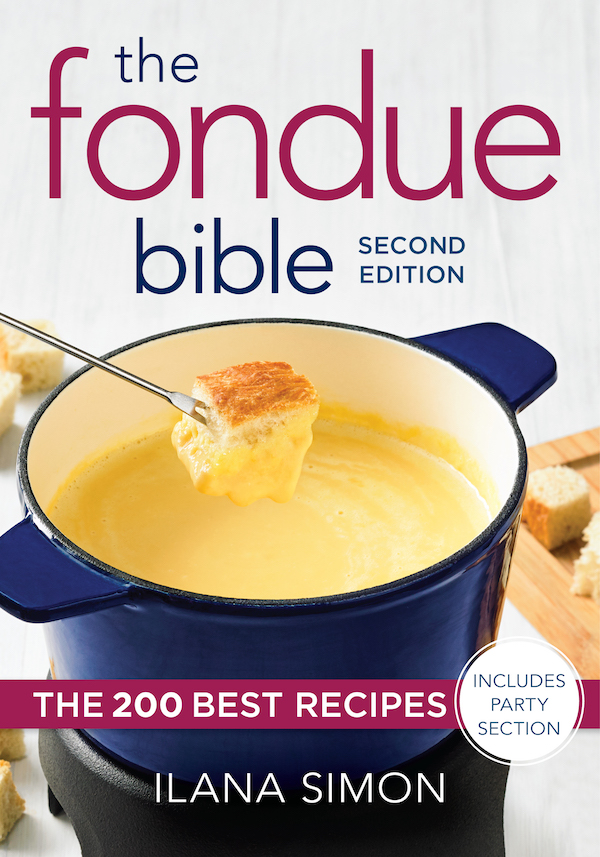 The Fondue Bible Cookbook Review With Pizza Fondue Recipe