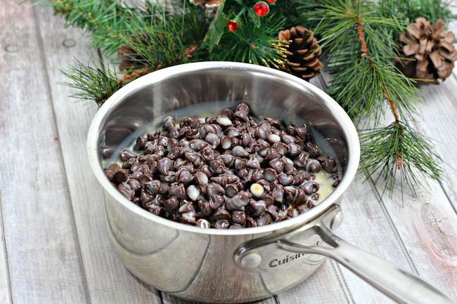 Chocolate Rum Christmas Truffles Recipe