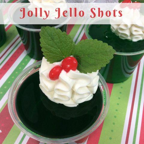Jolly Jello Shots Recipe