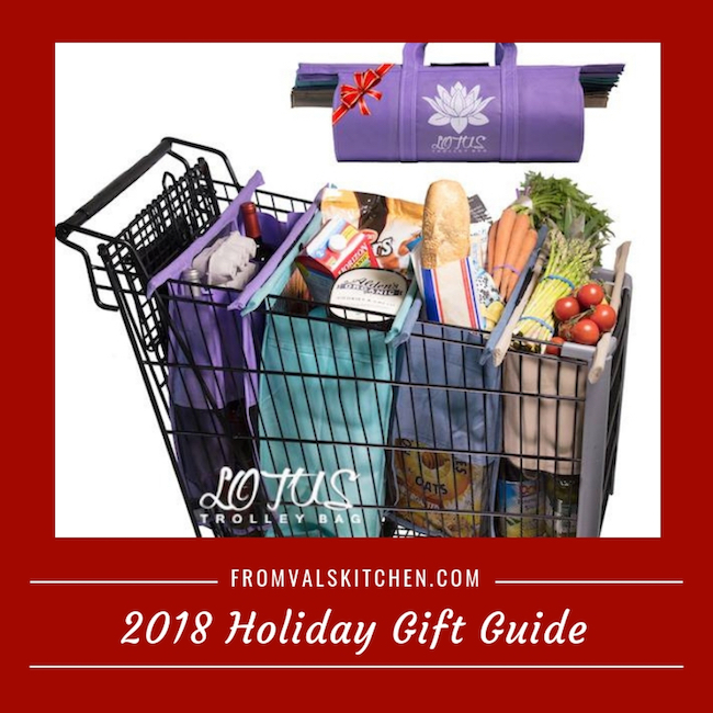 2018 Holiday Gift Guide - Lotus Trolley Bag