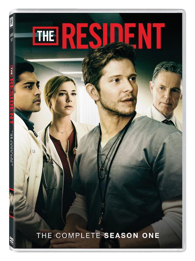 The Resident Season 1 On DVD