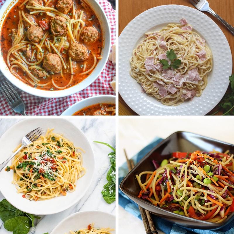90 Spaghetti Recipes For National Spaghetti Day