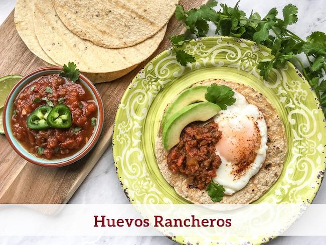 Huevos Rancheros Recipe