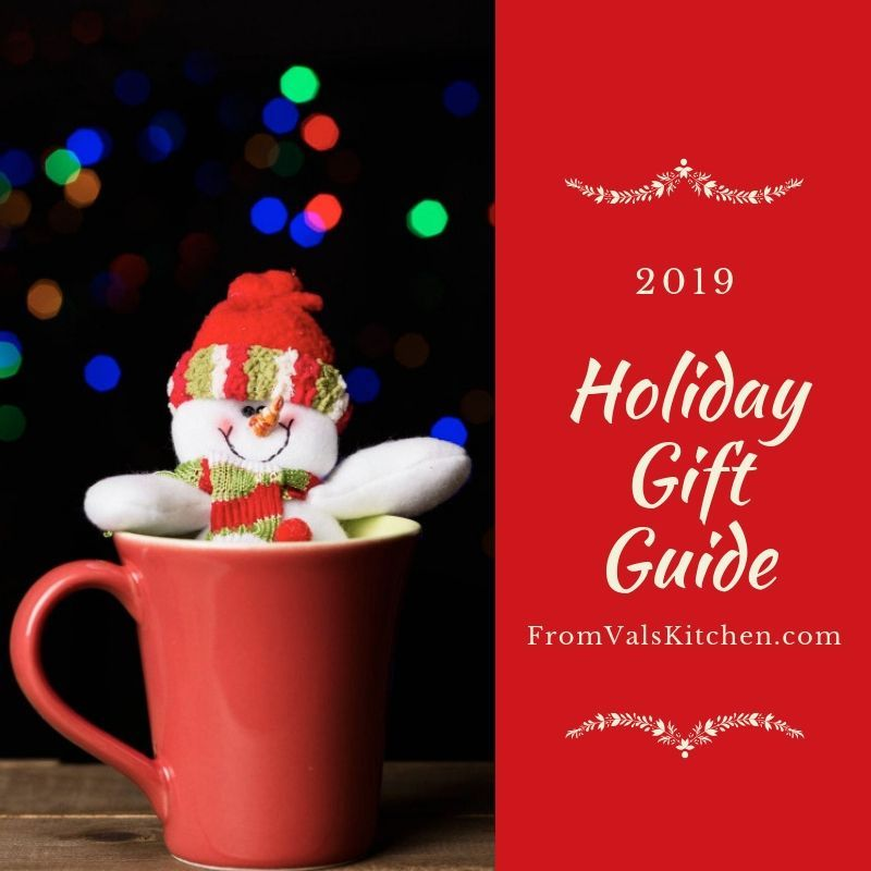 2019 From Val's Kitchen Holiday Gift Guide