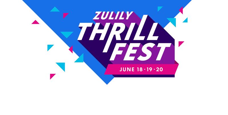 Zulily ThrillFest
