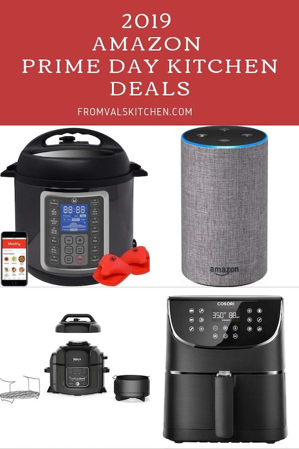 2019 Amazon Prime Day Kitchen Deals