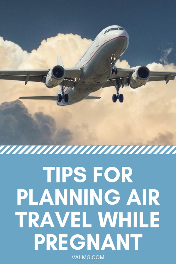 Tips For Planning Air Travel While Pregnant
