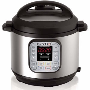 instant pot duo 60 electric pressure cooker
