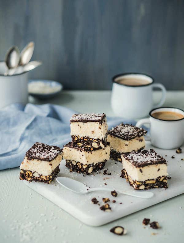 Nanaimo Bars Recipe From Taste The Wild Cookbook