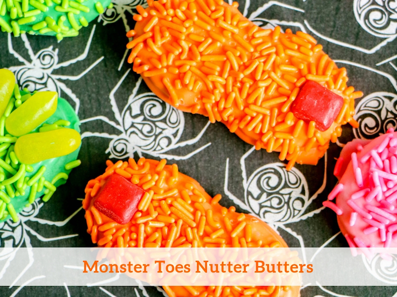 Monster Toes Nutter Buttersq