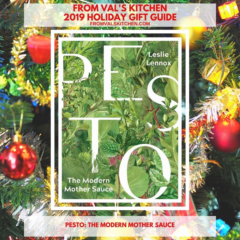 2019 HOLIDAY GIFT GUIDE - Pesto: The Modern Mother Sauce