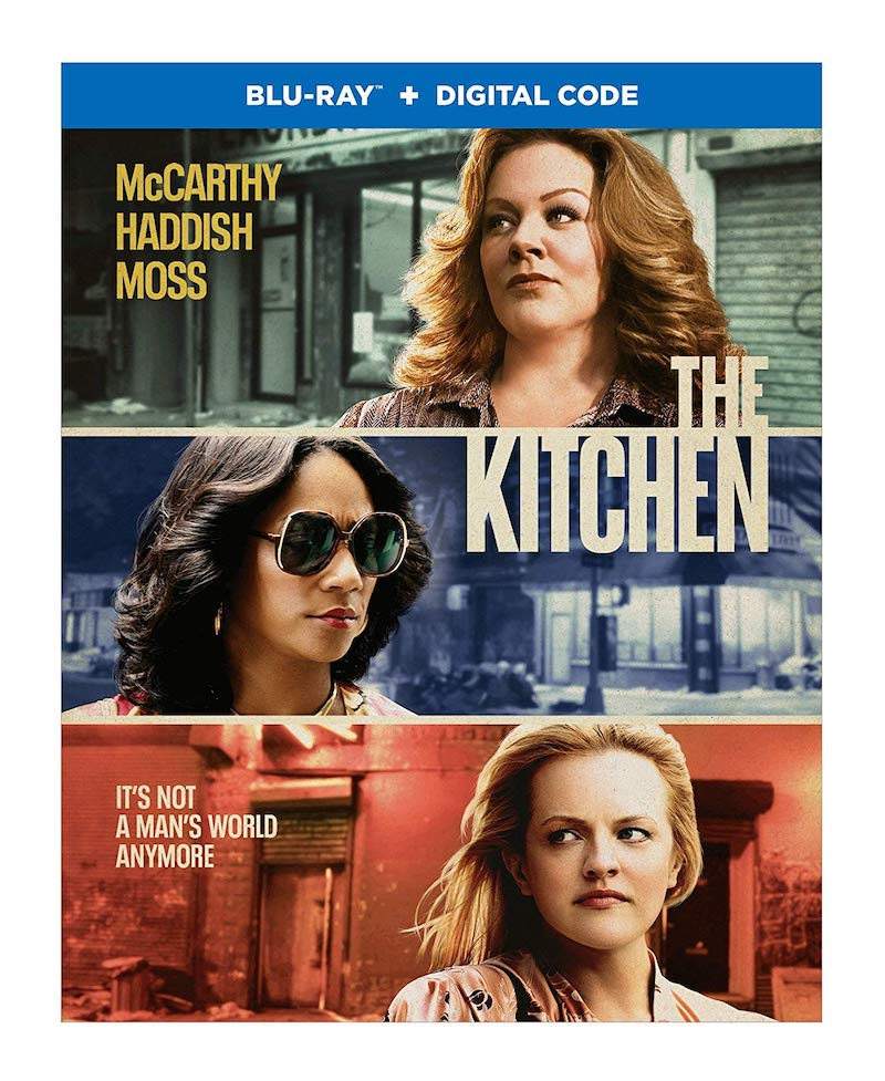 The Kitchen Arrives On Blu-ray And DVD