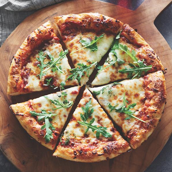 EASY HOMEMADE PIZZA CRUST RECIPE