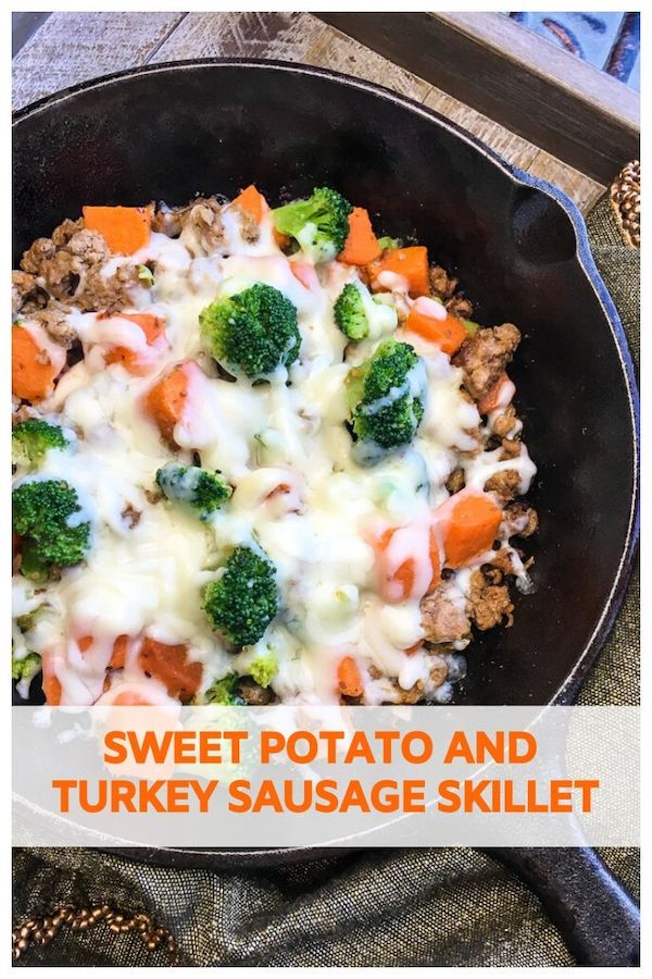 FROM VAL'S KITCHEN 2019 HOLIDAY GIFT GUIDE - Man Crates Cast Iron Cooking Kit - With Sweet Potato And Turkey Sausage Skillet Recipe