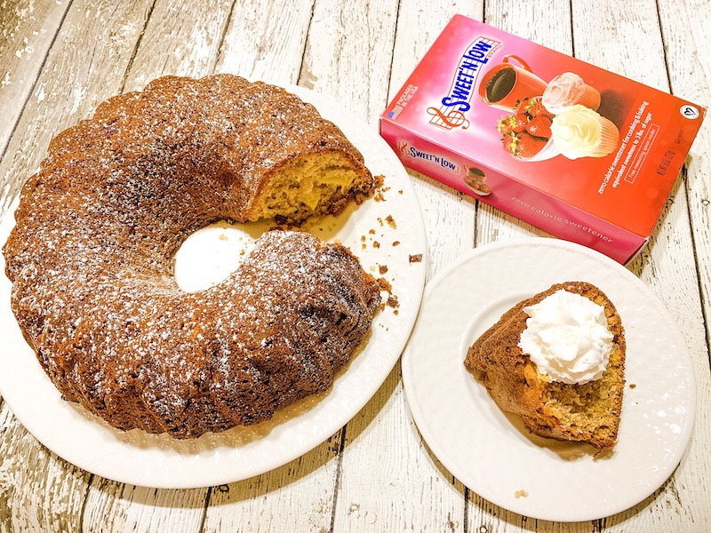 FROM VAL'S KITCHEN - Apple Pound Cake Recipe From Val's Kitchen