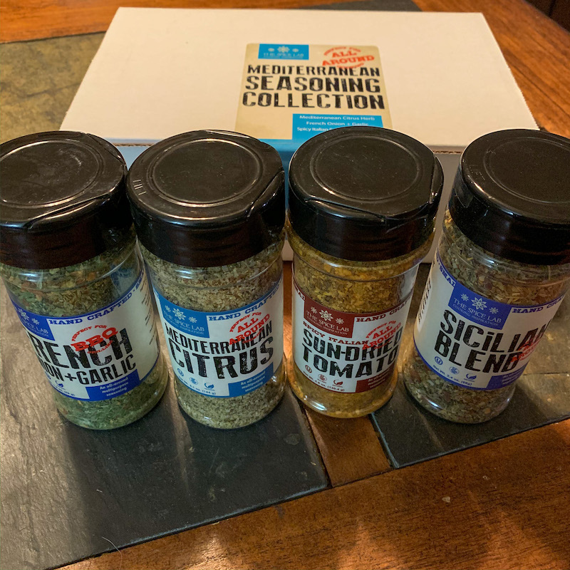 FROM VAL'S KITCHEN 2019 HOLIDAY GIFT GUIDE - The Spice Lab Seasonings Gift Sets