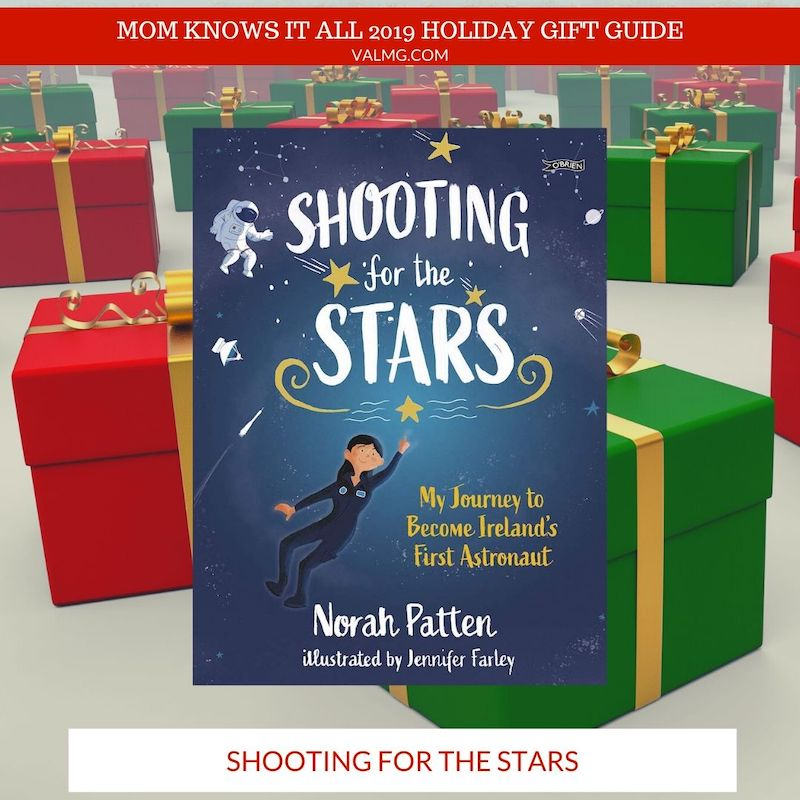 MOM KNOWS IT ALL 2019 HOLIDAY GIFT GUIDE - Shooting For The Stars