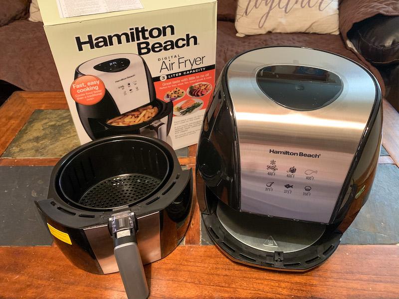 Hamilton Beach Air Fryer