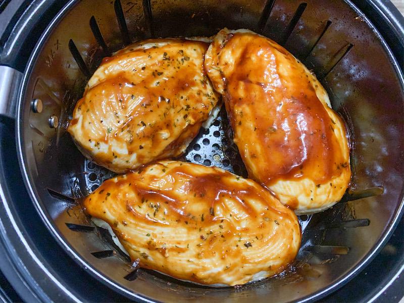 How To Make Air Fryer Monterey Chicken